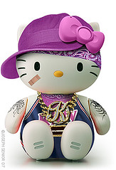 Hello Kitty Gangsta