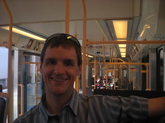 Dennis on Mass Transit in Portland, OR