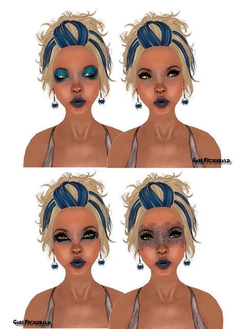 ihearts 3 blue fantasy