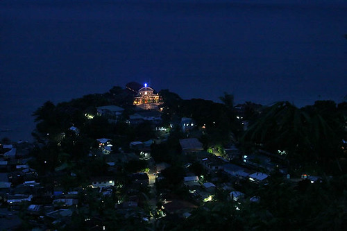 View of Culion from the