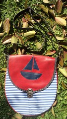 Mafalda (Art. 05p) (peprina_carteras) Tags: rojo barco marinero rayado carteras marinera