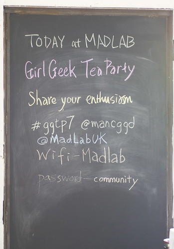 Girl Geek Tea Party 7