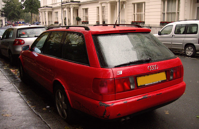london estate audi s6