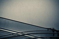 \ (baaasti) Tags: summer lines canon escalator 2470