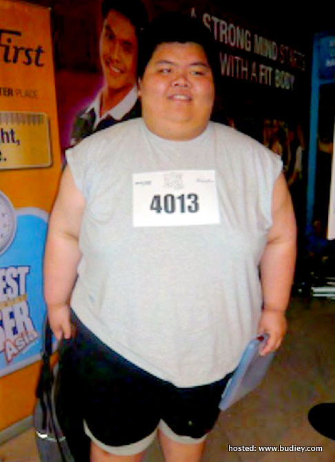 Peserta The Biggest Loser Asia 2