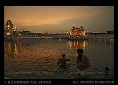 Golden Dusk Dip (Raminder Pal Singh) Tags: lighting india fog canon gold god dusk religion 1d sikhs turban sikh punjab amritsar goldentemple afc pca bestofflickr canon1d harimandirsahib darbarsahib raminder inspiringimages holydip sarowar harimandarsahib goldendusk heavenlyabode flickrsbest raminderpalsingh siftidaghar bestimages goldentemplepicture wonderfulimages shoton1d sikhsatthegoldentemple illuminatedgoldentemple duskatgoldentemple