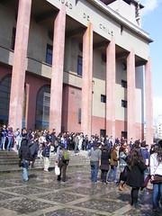 DSCF0130 (luminidad) Tags: chile santiago ced estudiantes universidaddechile fech facultaddederecho movimientoestudiantil pionono estudiantesmovilizados movimientosocial facultaddederechodelauniversidaddechile enapoyoafau