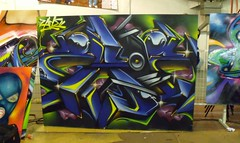 Zade (COLOR IMPOSIBLE CREW) Tags: chile graffiti asie hiphop nacional 2010 zade quilpue fros