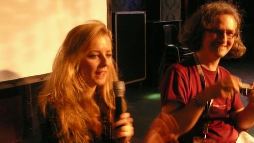 Saskia and Steve