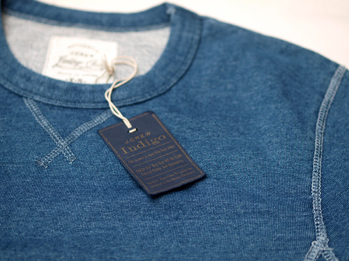 J.Crew / Indigo Crew Sweat
