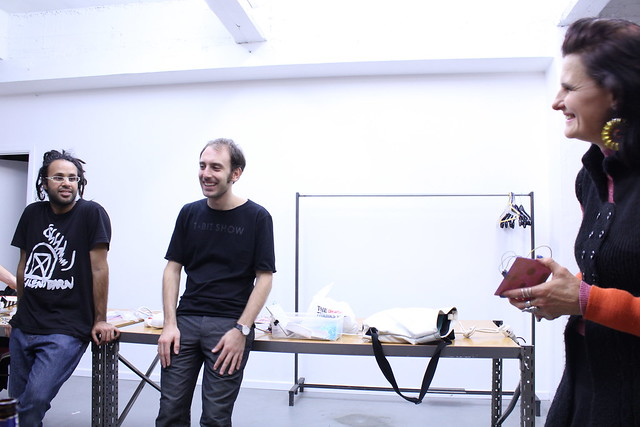 Loud Objects mini-wokshop (iMAL.org)