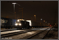 Emmerich (D), 30-11-2010 (Mark Rail) Tags: acts oss 1648 50148 houtsnipper