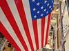 Flag of the United States of America at Macy's in Chicago's Loop (vxla) Tags: 2017 2010s vxla illinois iphone summer iphone5 chicago downtown loop flag macys marshallfields unitedstatesofamerica patriotic