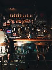 red lion tavern. (howard-f) Tags: silverlake la losangeles redliontavern beer beergarden biergarten germanstyle bavarianstyle bar stein divey dark woodinterior vsco vscocam