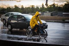 6 - Huyendo a casa bajo la lluuvia - 14Jun17 (oemilio16) Tags: cdmx ciudad de méxico lluvia rain raining canon umbrella paraguas sombrilla agua street calle streetphotography lloviendo t6 1300d kissx80 city df