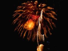 Fourth of July fireworks!! (Maenette1) Tags: fireworks fourthofjuly menomineemarinapark menominee uppermichigan flickr365 nikoncoolpixl22camera