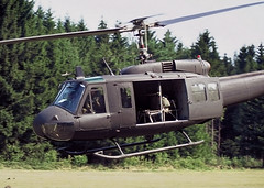 Bell UH-1H Huey (Vzlet) Tags: bell uh1h huey iroquois reutern reforger