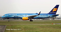 TF-FIR B757 Glasgow May 2017 (pmccann54) Tags: tffiricelandair80yearsofavation