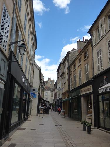 Rue Monge, Beaune