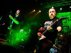 Shed the Skin-185.jpg (douglasfrench66) Tags: satanic satan evil deathmetal cleveland show ohio livemusic diy metal