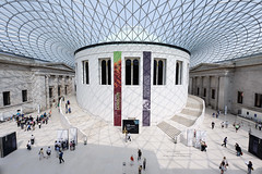 The Great Court in the British Museum (Andrew Stawarz) Tags: london nikon britishmuseum readingroom greatcourt fosterandpartners adobelightroom explored d700 1424mmf28gedafsnikkor