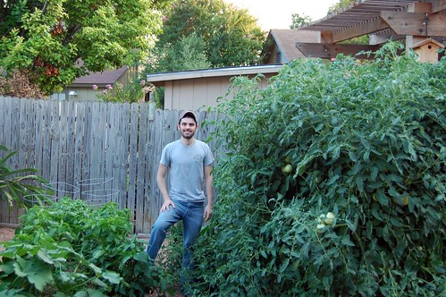 Travis' Veggie Jungle