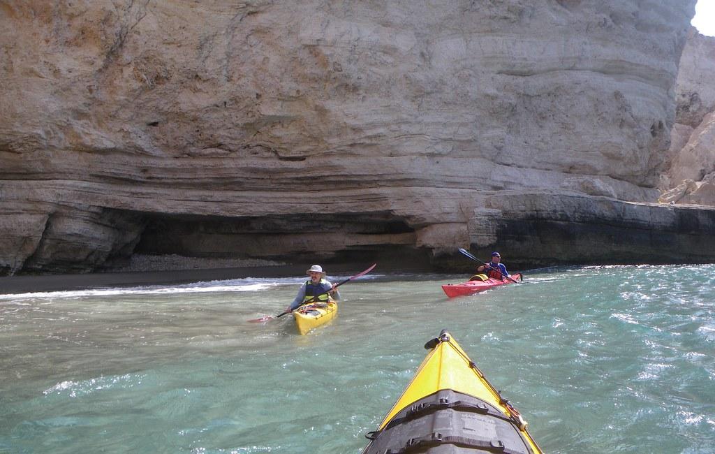 Cabo de Gata en kayak 123