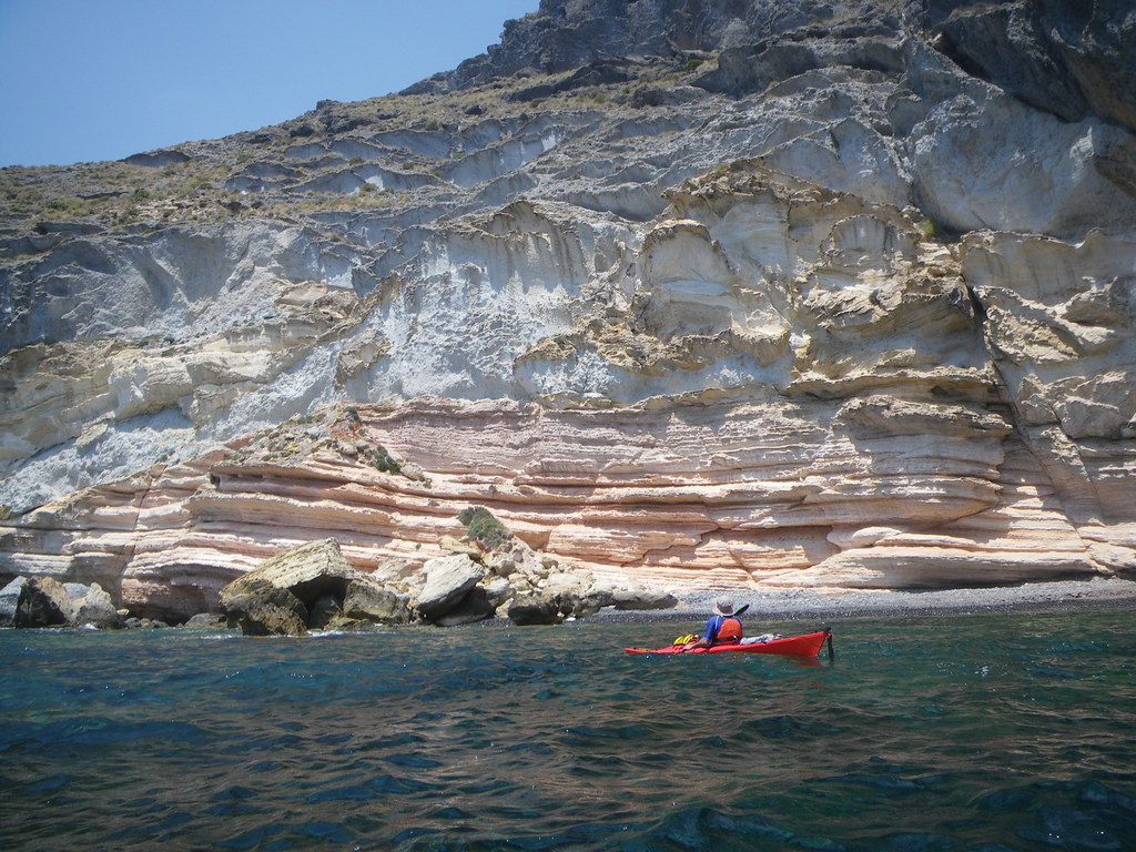 Cabo de Gata en kayak 166