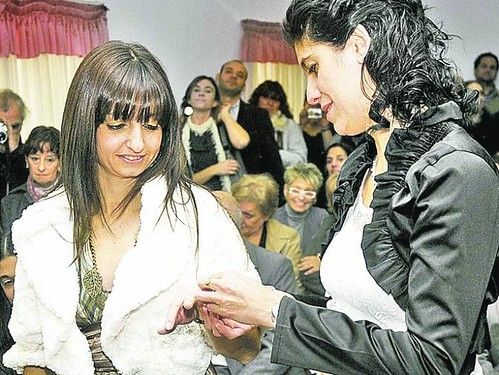 Primer Matrimonio Gay en Bs. As
