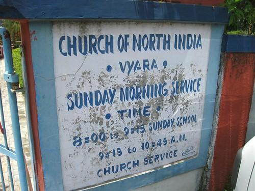 church in vyara