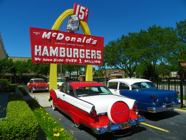 World's first McDonald's