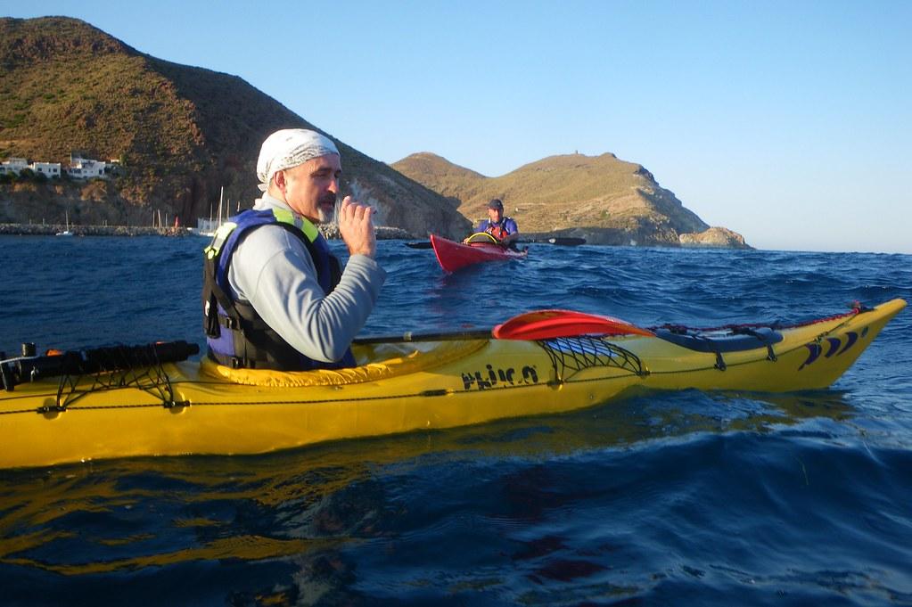 Cabo de Gata en kayak 566