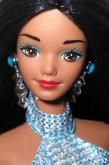 Native American Barbie 1 (farmspeedracer) Tags: world woman girl beauty toy toys doll dolls indian barbie international 1992 raven diva nineties 1990s 90s collector midge playline