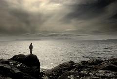 Limitless Scotland (Nicolas Valentin) Tags: sea scotland scenery rocks alba rhum mallaig eigg nicolasvalentin