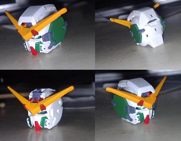 1/100 GN-002 Gundam Dynames