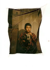 (Daniel Peña) Tags: camera selfportrait mexico polaroid crazy lift land 103 emulsion