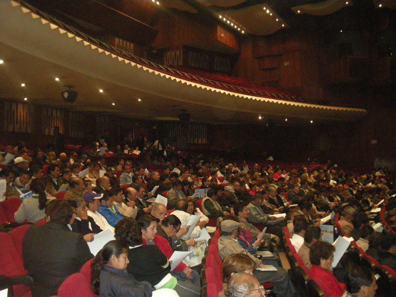 Auditorio lleno