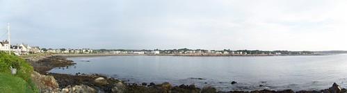 York Beach Panoramic