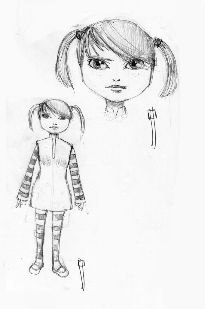 concept art-doll