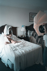 DC Motel Photo Shoot - BTS