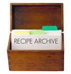 Recipe Archive