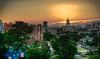 Austin Capital (mapaolini) Tags: sunset final capitalbuilding hdr pictureframe