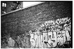backfat soup yolk ee phonoh tak (street stars) Tags: nyc bw white ny black film 35mm soup graffiti bessa grain rangefinder gothamist grainy ee tak yolk backfat phonoh r3m