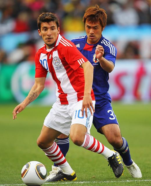 Thumb Octavos de Final: Paraguay 5 Japón 3 (por penales)