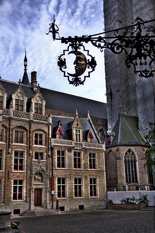 Bruges, HDR