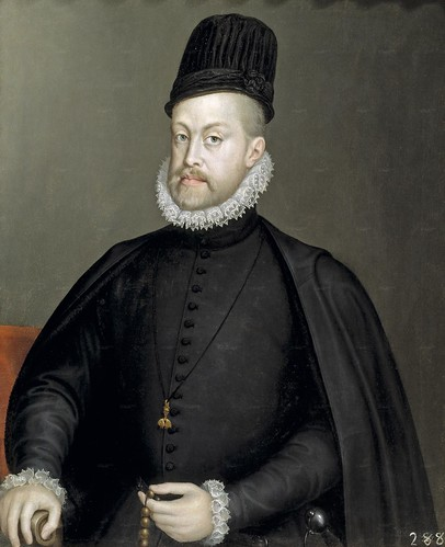 Philip II of Spain, © Museo del Prado