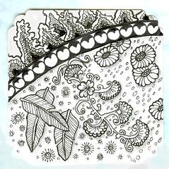 LH-10 (lacefairy1) Tags: doodle zentangle
