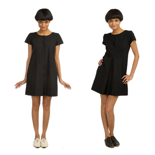 Sheena in the Bright Young Things LBD