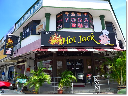 Hot Jack Cafe Pasir Puteh
