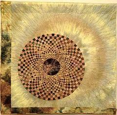 "Rene Jennings - Solar Flare 42"" x 40"""